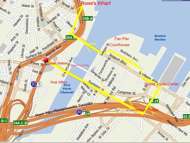 Boston 10  South Boston  Rick Trip