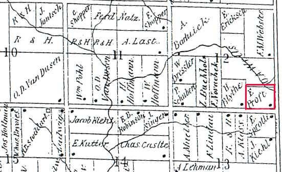 Proft Genealogy - Frank J. Proft